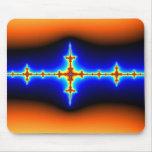 Brainwave - Fractal Mouse Pad
