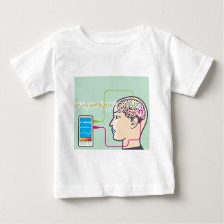 Brainwave Monitoring Baby T-Shirt