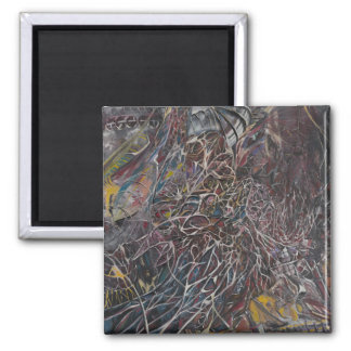 Brainwaves 2014 2 inch square magnet
