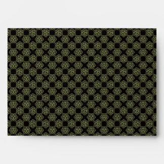 Brainy bacteria pattern envelope