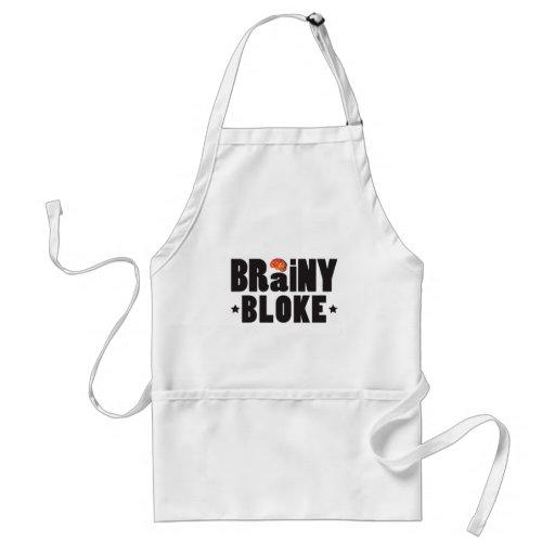 Brainy Bloke K Apron