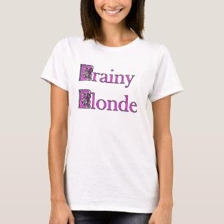 brainy blonde2 T-Shirt