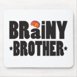 Brainy Brother K Mousemat