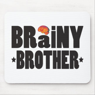 Brainy Brother K Mouse Pad