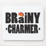 Brainy Charmer K Mouse Pad