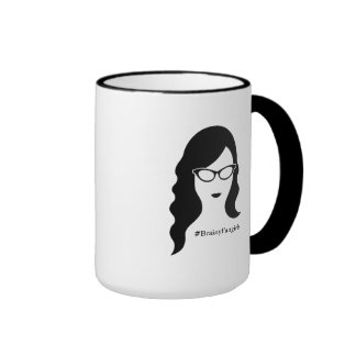 Brainy Fangirls Mug