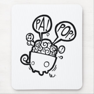 BRAINy+firma Mouse Pad