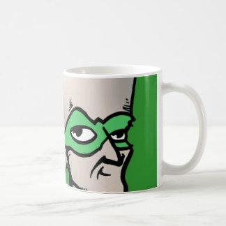 Brainy-flesh, Jon Griffin, art & design Coffee Mug