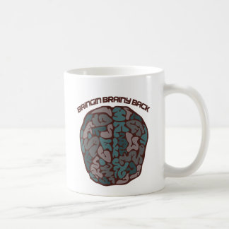 Brainy Geek Coffee Mug