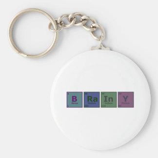 Brainy Keychain