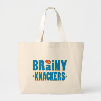 Brainy Knackers Tote Bags