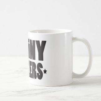 Brainy Knickers K Classic White Coffee Mug
