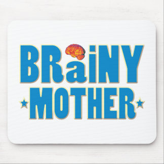 Brainy Mother Mouse Pad