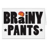 Brainy Pants K Card