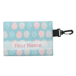 Brainy Pastel Pattern (Awesome Pastel Brains) Accessory Bag