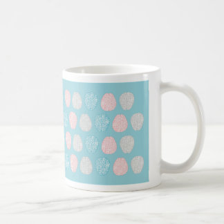 Brainy Pastel Pattern Coffee Mug