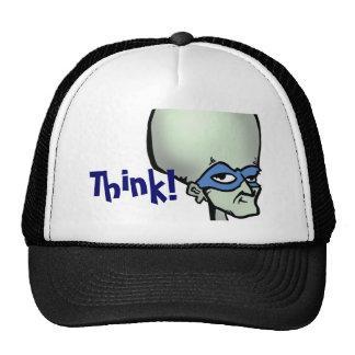 Brainy, Think! Trucker Hat