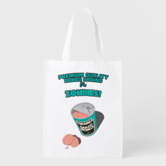 Brainz - Baked Beings Brains for Zombies Grocery Bag