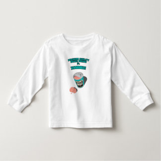 Brainz - Baked Beings Brains for Zombies Toddler T-shirt