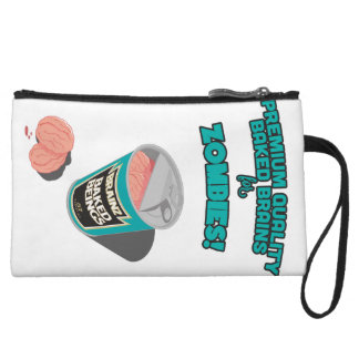 Brainz - Baked Beings Brains for Zombies Wristlet
