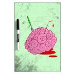Brainz Dry-Erase Whiteboard
