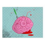 Brainz Post Card