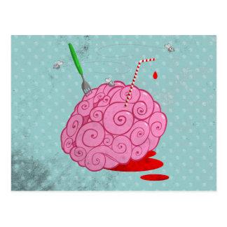 Brainz Postcard
