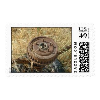 Brake Drum Stamp