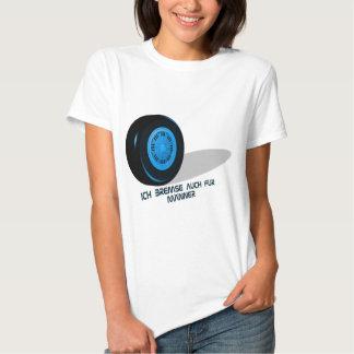 Brake for measure-hereditarytepid tee shirt