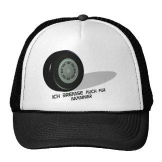 Brake men mesh hats