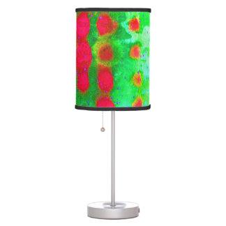 brakelights lámpara de escritorio