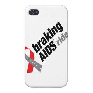 BrAKING AIDS™ Ride 2013 iPhone 4/4S Case