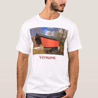 Braley Covered Bridge East Randolph Vermont T-Shirt