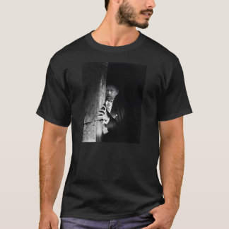 Bram Stoker as Dracula T-Shirt