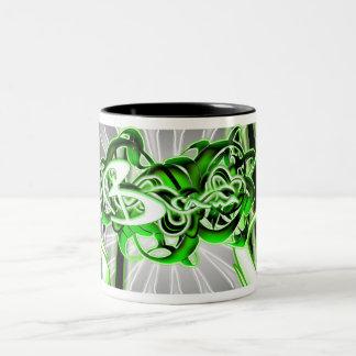 Bram Two-Tone Coffee Mug