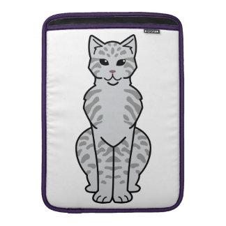 Bramble Cat Cartoon Sleeve For MacBook Air