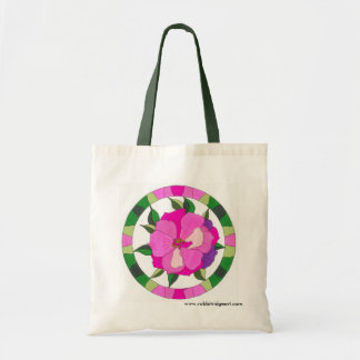 Bramble Rose Totes Canvas Bags