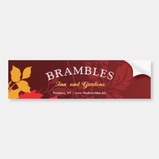 Brambles Logo Car Bumper Sticker