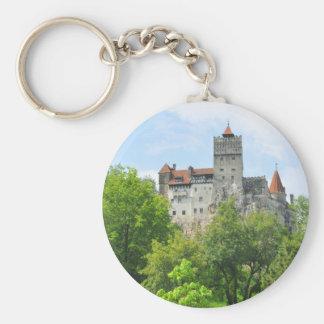 Bran castle, Romania Keychain