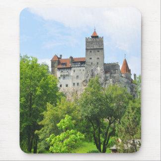 Bran castle, Romania Mouse Pad