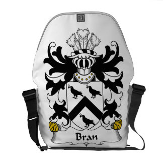 Bran Family Crest Courier Bag