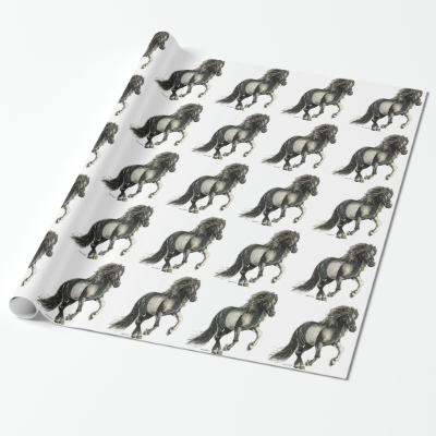 Brana Wrapping Paper