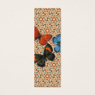 Branch Butterflies Sm Any Color Bookmark Mini Business Card