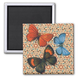 Branch Butterflies Sm Any Color Magnet