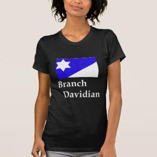 Branch Davidian Flag And Name Tshirts