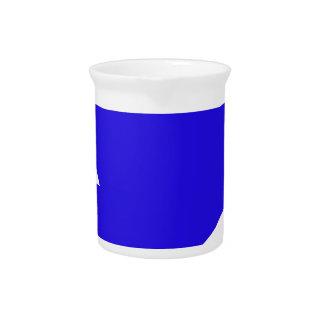 Branch_Davidian_flag Drink Pitcher
