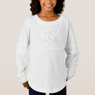 Branch Girls' Spirit Jersey T-Shirt