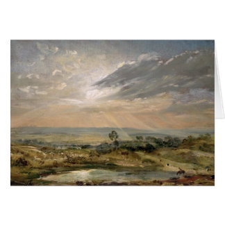 Branch Hill Pond, Hampstead Card