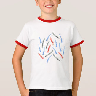 Branch Kids' Ringer T-Shirt