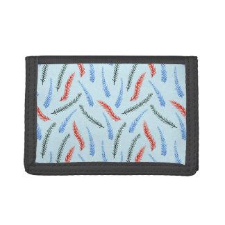 Branch Nylon Wallet